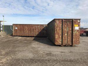 Landbouwfolie recycling